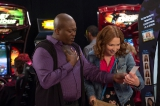 <i>Unbreakable Kimmy Schmidt</i>, a half-hour comedy created by Tina Fey and Robert Carlock,  premieres March 6. The series stars Ellie Kemper and Tituss Burgess. Photo by Eric Liebowitz/For Netflix.