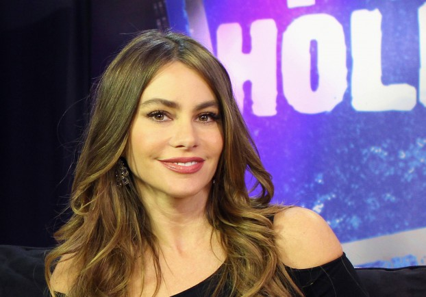 Sophia Vergara at the Young Hollywood Studio.