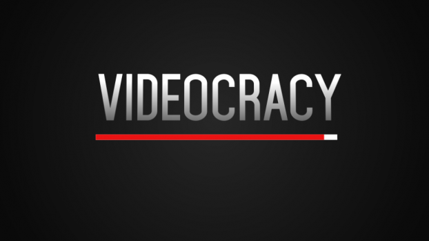 Videocracy logo without logline