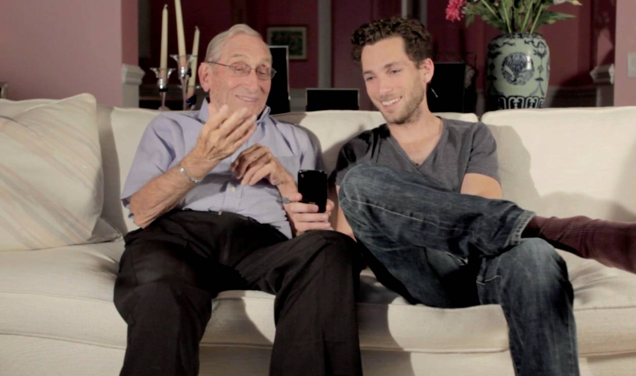 Explaining Things to My Grandfather