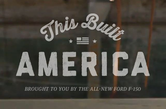 This Built America AOL Ford Web Series