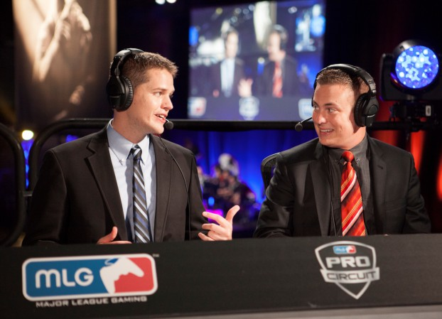 Chris Puckett left and Ryan Wyatt right
