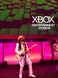 Xbox Nile Rodgers