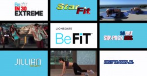 BeFit Screengrab