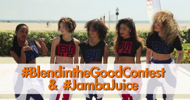 Dance On Jamba Juice