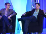 Michael Greer, Co-Founder and CTO TAPP TV, Dan Sacher  Senior Vice President VH1.