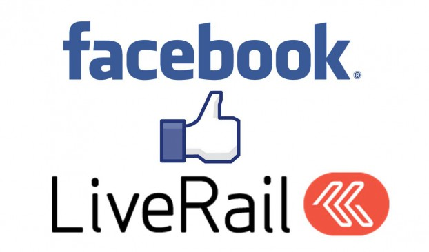 Facebook likes LiveRail