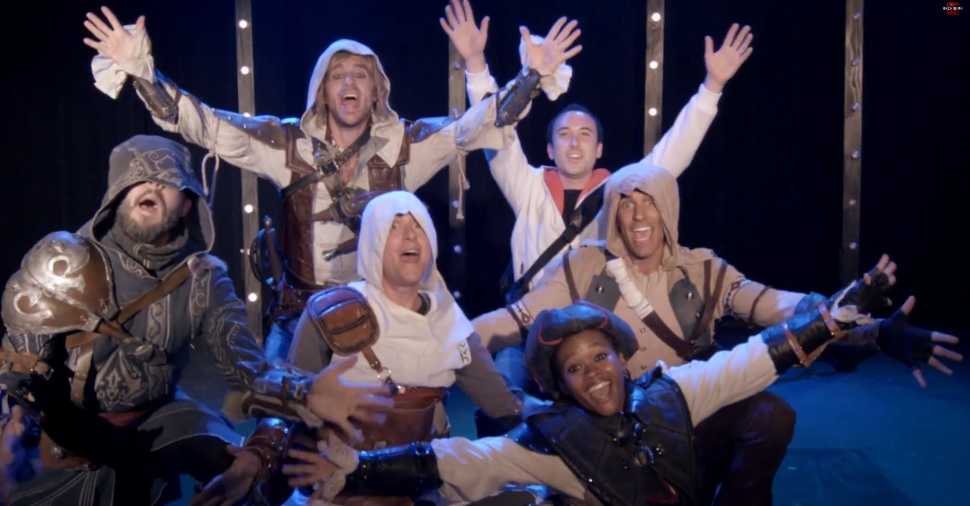 Assassin's Creed_The Musical 3