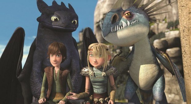 DreamWorks-Dragons