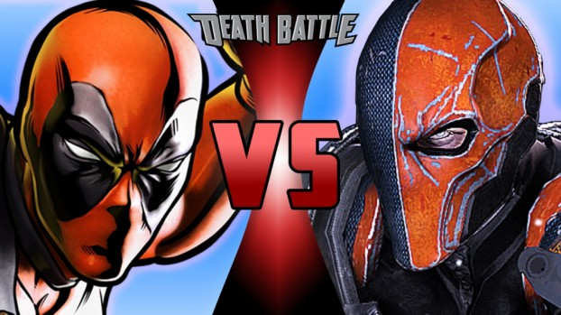 Death Battle Deadpool vs. Deathstroke