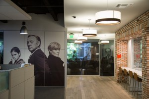 Netflix Office Interiors
