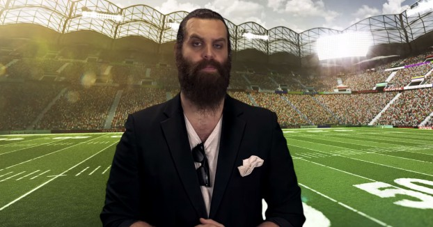 Harley Morenstein YouTube Super Bowl Halftime Show