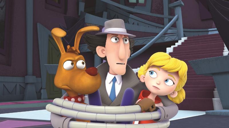 Inspector Gadget on Netflix