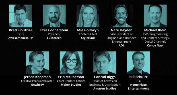 Stream Market 2015 Advisory board