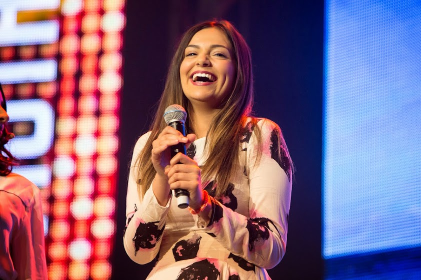 Bethany Mota at YTFF AU 2014