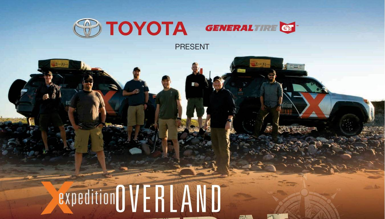 Toyota Expedition Overland