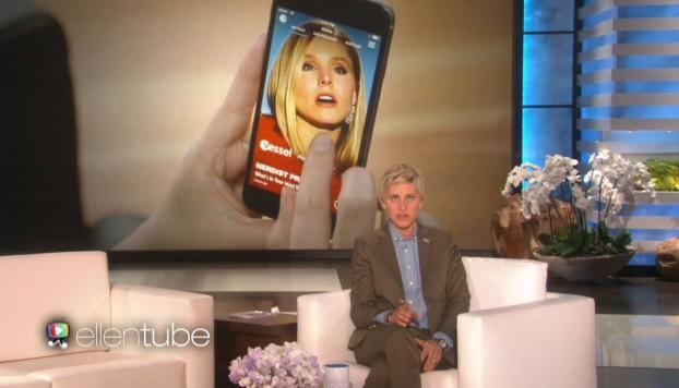 Ellen DeGeneres Vessel