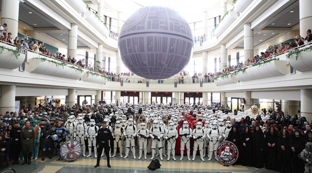 Star Wars Celebration Death Star