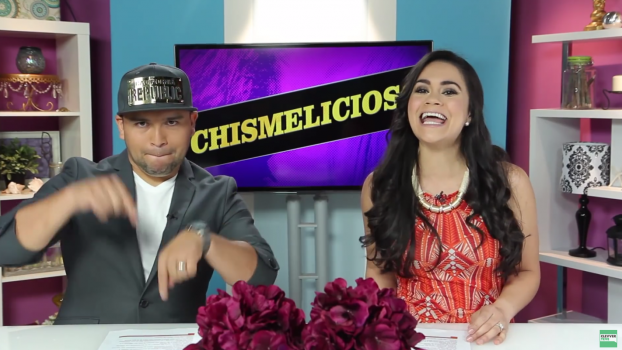 Chismelicioso, one of Clevver Teve's youth-oriented entertainment programs.
