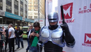 Machinima RoboCop New York
