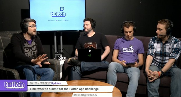 Twitch Weekly