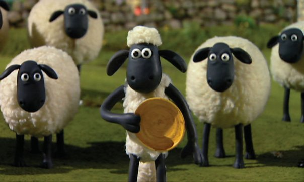 Shaun the Sheep